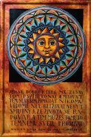 "Obraz ""Mandala - Jediné dobro"""