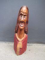 Dřevěné soška 07