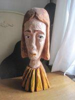 Dřevěné soška 11