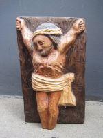 Dřevěné soška 13