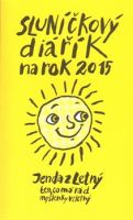 Sluníčkový diářík na rok 2015