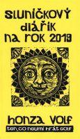 Sluníčkový diářík na rok 2019