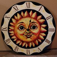 Sluníčkové hodiny 2