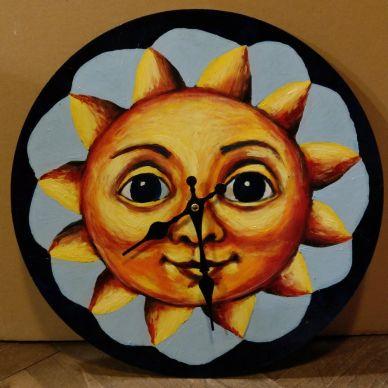 Sluníčkové hodiny 3