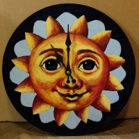 Sluníčkové hodiny 4