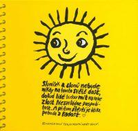 Sluníčkový notýsek - Sluníček a slonů nebude nikdy dost