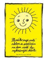 Sluníčko moje milé - plakát